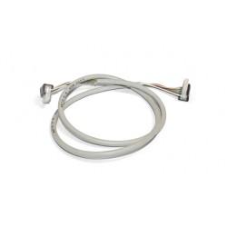 Kabel 6-pol. für Öl-Türe 1,6 m inkl. Stecker